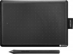 Графический планшет Wacom One by Small Black (CTL-472-N)