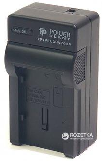 Зарядное устройство PowerPlant для аккумуляторов Canon BP-808 (CH980031)