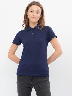 Поло European Standart 763-212-AZ S Темно-синее