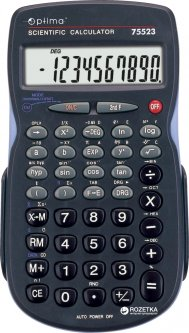 Калькулятор электронный Optima 8+2-разрядный (O75523)
