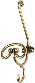 Крючок мебельный Bosetti Marella CL 43005.205 Золото (VR19091)