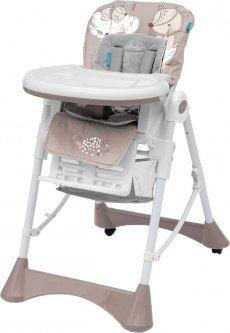 Стульчик для кормления Baby Design Pepe New 09 Beige (292262) (5901750292262)