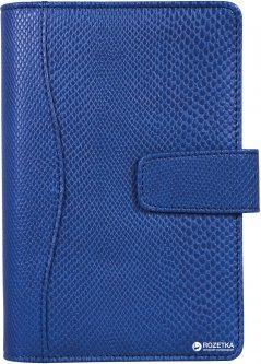 Бизнес-органайзер Optima 190х130 мм 80 страниц Синий (O27169-02)