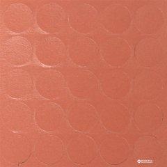 Заглушка самоклеющаяся на минификс Folmag Глубокий оранжевый 091 28 шт (VR15563)