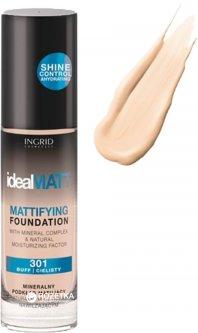 Тональный крем Ingrid Cosmetics Ideal Matt № 300 30 мл (5902026632621)