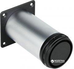 Ножка мебельная Smart регулируемая D50 мм H50 мм Алюминий (VR99645)