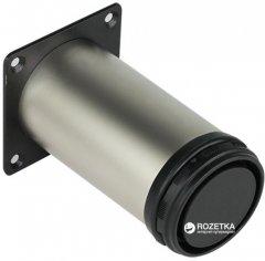 Ножка мебельная Smart регулируемая D50 мм H100 мм Матовый никель (VR99641)