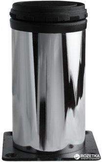 Ножка мебельная Smart регулируемая D50 мм H50 мм Хром (VR87791)