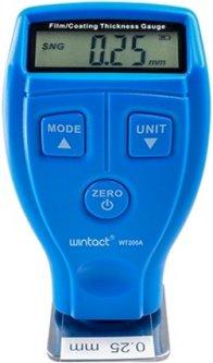 Толщиномер лакокрасочных покрытий Wintact WT200A