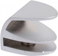 Ручка для стекла Siso 4-5 мм Овальная Матовый хром (VR40078)