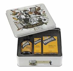 Подарочный набор для ухода за бородой Proraso Вуд энд Спайс в металлической коробке (8004395006908)