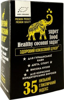 Кокосовый сахар Jaggery 200 г (4820143682330)