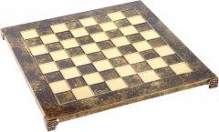 Шахматы Manopoulos Византийская империя 20х20 см (S1CBRO)