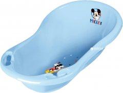 Детская ванночка Keeeper со сливом Mickie Голубая 84 см (1954.1)