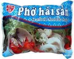 Лапша рисовая Bich-Chi со вкусом морепродуктов 60 г (8934863319400)