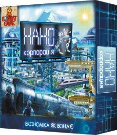 Настольная игра Bombat Game НАНО корпорация (0017) (4820172800194)