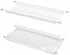 Сушка для посуды Rejs 800 мм WE06.1627.01.010 Белая (Стандарт-1) (VR54911)