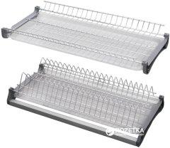 Сушка для посуды Rejs 900 мм с рамой WE06.1128.01.001 Хром (Вариант-3) (VR77577)