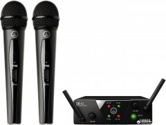 Радиосистема AKG WMS 40 Mini 2 Vocal Set BD US45A/C EU/US/UK (660.700, 662.300) (225204)