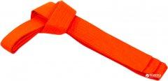 Пояс для кимоно Matsa 280 см Оранжевый (0040-280-9)