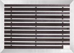 Грязезащитная решетка для входа ЮВИГ ЛЕН 70х50 см (0000003265)