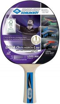 Ракетка для настольного тенниса Donic Ovtcharov Level 800 (754414)