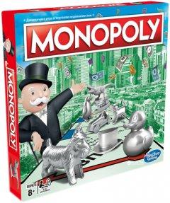 Настольная игра Hasbro Классическая Монополия обновленная (28902241) (C1009_121)