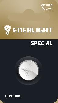 Батарейка Enerlight Lithium CR 1620 1 шт (76200101)