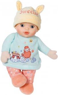 Пупс Baby Born Baby Annabell Для малышей - Сладкая крошка 30 см с погремушкой (702932) (4001167702932)