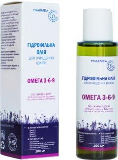 Гидрофильное масло Pharmea Omega 3-6-9 для очищения кожи 100 мл (4820150752590)