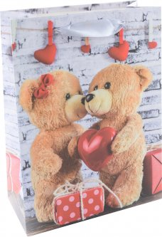 Пакет подарочный Angel Gifts 18 x 24 x 8.5 см (Я18879_AG91336_3)
