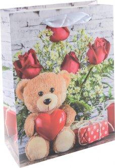 Пакет подарочный Angel Gifts 26 x 32 x 10 см (Я18883_AG91337_4)