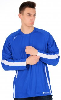 Футболка с длинными рукавами Sol's Wembley SSL 90201913 M Синяя