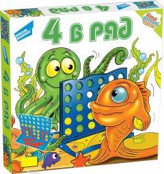 Игра детская настольная Dream Makers 4 в ряд (707-16) (4812501152494)