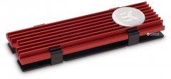 Радиатор EKWB EK-M.2 NVMe Heatsink Red (3830046991751)