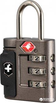 Замок кодовый Victorinox Travel Accessories 4.0 Gray (Vt311700.01)