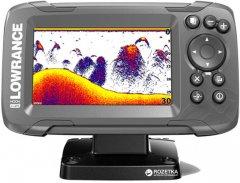 Эхолот/GPS-плоттер Lowrance HOOK2-4X GPS/Bullet (000-14015-001)