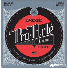 D'Addario EJ45FF Pro-Arte Carbon Normal Tension