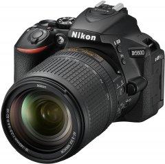 Фотоаппарат Nikon D5600 AF-S 18-140mm f/3.5-5.6G VR Black