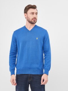 Пуловер Polo Ralph Lauren 9776.8 S (42) Электрик с желтым