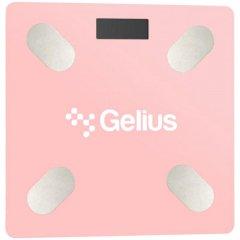 Смарт-весы Gelius GP-BS001 Pink (2099900776526)