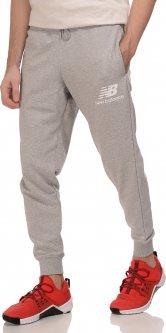 Спортивные брюки New Balance Essentials Stacked Logo MP91550AG M Серые (191902629564)