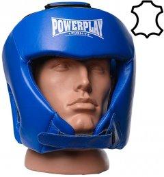 Боксерский шлем PowerPlay 3049 M Синий (PP_3049_M_Blue)