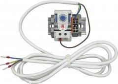 Термостат ZPAS на DIN рейке для вентилятора (WN-0201-02-00-000/A)