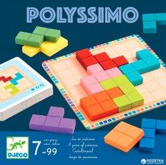 Настольная игра Djeco Полиссимо (DJ08451) (3070900084513)