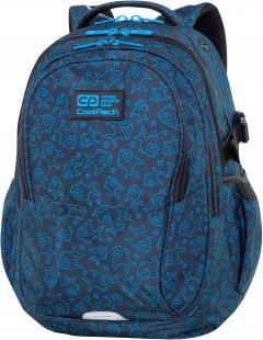 Рюкзак школьный CoolPack Factor Piranha унисекс 46x32x17 см 29 л (C02173)