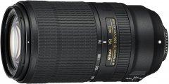 Nikon AF-P Nikkor 70-300mm f/4.5-5.6E ED VR (JAA833DA) Официальная гарантия!