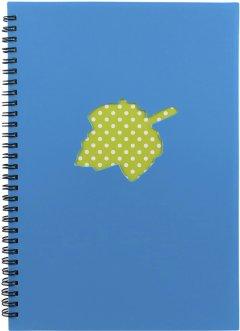 Тетрадь VGR A6 в линейку 80 листов Синяя (Я18232_BN4055_3)