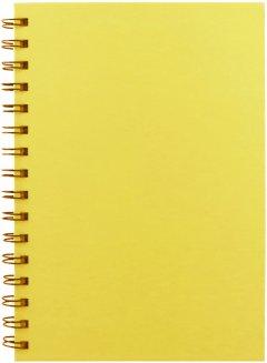 Тетрадь VGR A5 в клетку 80 листов Желтая (Я20587_B-4461_1)