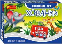Настольная карточная игра Ranok-Creative Пряталки (19120062У) (4823076142360)